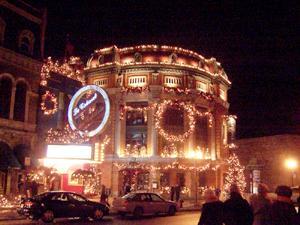 Le Capitole (place D'Youville). Photo: Jean Cazes, 11 f�vrier 2007.