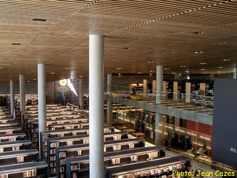 2007 ao t archives qu bec urbain for Cegep vieux montreal piscine