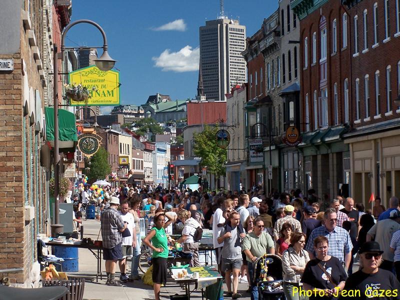 Saint-Sauveur (QC) Canada  city photos gallery : Saint Sauveur en fête cette photo, samedi dernier est l'une des ...