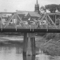 Pe dans le temps: Pont Laivgueur, rive gauche (1967)