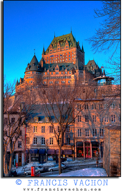 chateau-frontenac-hdr-s