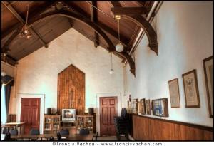 Masonic templs - banquet room