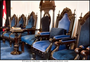 masonic lodge - chairs