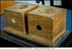 masonic lodge - voting box