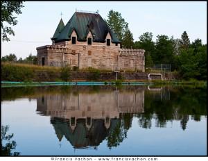 Chateau deau de Quebec