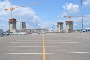 Nouveau Colisée - état des travaux (août 2013)