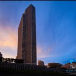 Empire State Plaza' Erastus Corning Tower in Albany