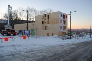 Cité Verte - logements sociaux (1)