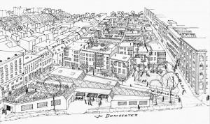 Stationnement Dorchester
