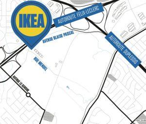 IKEA Québec