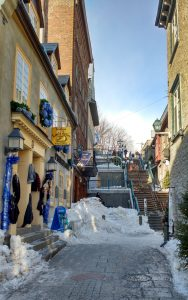 Escalier Casse-Cou